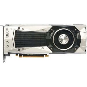 ZOTAC ZT-P10810A-10P GeForce GTX 1080 Ti Graphic Card - 1.48 GHz Core - 11 GB GDDR5X - PCI-E 3.0
