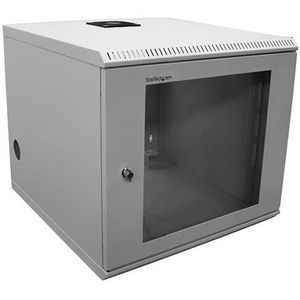 "StarTech CAB1019WALL 10U 19"" Wallmounted Server Rack Cabinet"