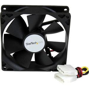 StarTech FANBOX92 92x25mm Dual Ball Bearing Computer Case Fan w/ LP4 Connector