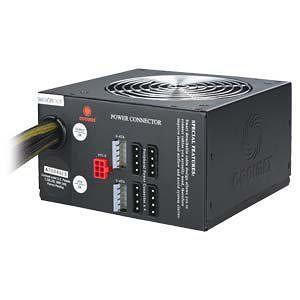 Coolmax 14738 CU-500B ATX12V & EPS12V 500W Power Supply