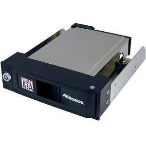Addonics AESNMRSAP Zebra Drive Bay Adapter Internal - Black