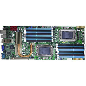ASUS KGMH-D16/QDR (ASMB4) Server Motherboard - AMD SR5670 Chipset - Socket G34 LGA-1974 – 10 Pack