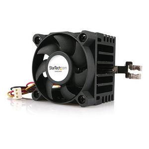StarTech FANP1003LD 50x50x41mm Socket 7/370 CPU Cooler Fan w/ Heatsink and TX3 and LP4