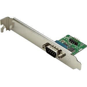 StarTech ICUSB232INT1 24in Internal USB Motherboard Header to Serial RS232 Adapter
