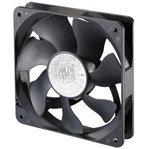 Cooler Master R4-BMBS-20PK-R0 Blade Master 120 - Sleeve Bearing 120mm PWM Cooling Fan