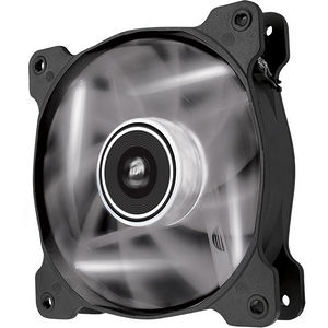 Corsair CO-9050016-WLED Air Series AF120 LED White Quiet Edition High Airflow 120mm Fan - Twin Pack
