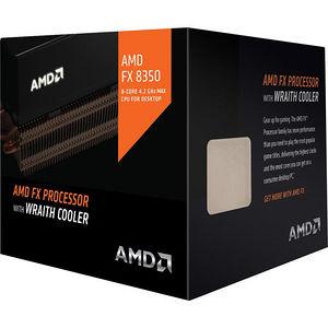 AMD FD8350FRHKHBX FX-8350 8 Core 4 GHz Processor - Socket AM3+