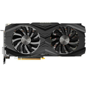 ZOTAC ZT-P10810D-10P GeForce GTX 1080 Ti Graphic Card - 1.57 GHz Core - 11 GB GDDR5X - PCI-E 3.0