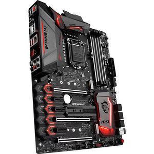 MSI Z270 GAMING M7 Desktop Motherboard - Intel Chipset - Socket H4 LGA-1151