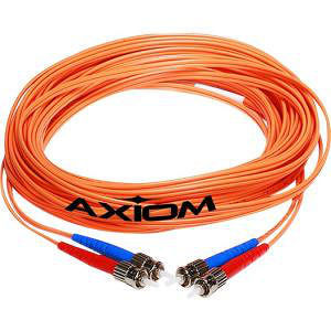 Axiom CAB-GELX-625-AX Mode Conditioning 9 um SM to 62.5 um MM Cable for Cisco
