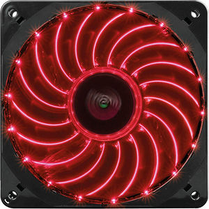 Enermax UCTVS12P-R T.B.Vegas Single 12cm Cooling Fan