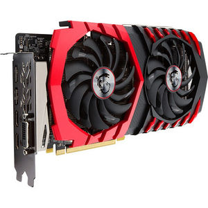 MSI RX 570 GAMING X 4G Radeon RX 570 Graphic Card - 1.24 GHz Core - 4 GB GDDR5 - PCI Express x16