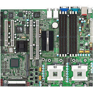 TYAN S2735G3NR-8M (S2735) Server Motherboard - Intel Chipset - Socket PGA-604 - 1 x Retail Pack