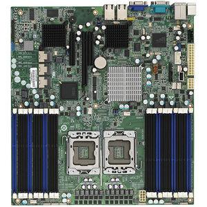 TYAN S7016WGM3NR Server Motherboard - Intel Chipset - Socket B LGA-1366