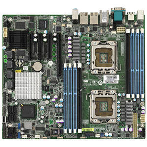 TYAN S7016GM3NR Server Motherboard - Intel Chipset - Socket B LGA-1366