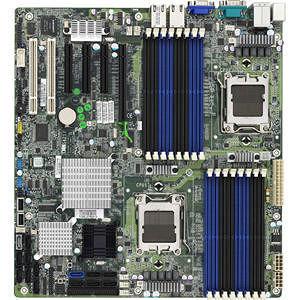 TYAN S8212WGM3NR Server Motherboard - AMD Chipset - Socket F LGA-1207