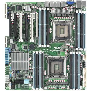 ASUS Z9PE-D16(ASMB6-IKVM) Server Motherboard - Intel C602 Chipset - Socket R LGA-2011 - Retail Pack