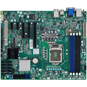 TYAN S5512GM4NR S5512 Server Motherboard - Intel Chipset - Socket H2 LGA-1155