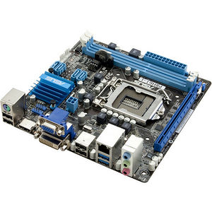 ASUS P8H61-I R2.0 Desktop Motherboard - Intel Chipset - Socket H2 LGA-1155