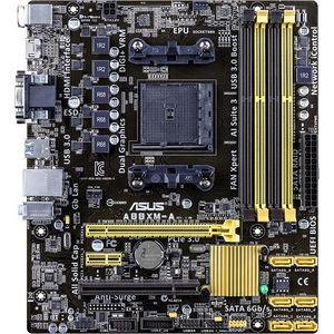 ASUS A88XM-A Desktop Motherboard - AMD Chipset - Socket FM2
