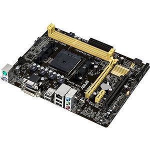 ASUS A58M-K Desktop Motherboard - AMD Chipset - Socket FM2+