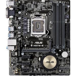 ASUS H97M-E/CSM Desktop Motherboard - Intel Chipset - Socket H3 LGA-1150