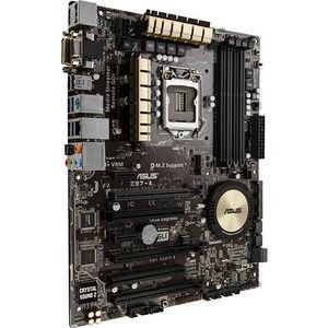 ASUS Z97-A Desktop Motherboard - Intel Chipset - Socket H3 LGA-1150