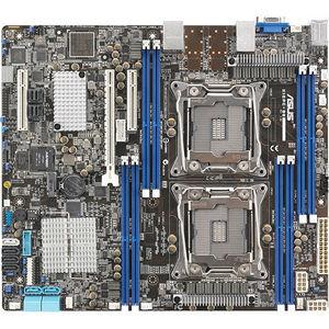ASUS Z10PC-D8/SAS (ASMB8-IKVM) Server Motherboard - Intel C612 Chipset - Socket LGA 2011-v3