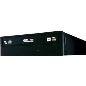ASUS DRW-24F1STBLKBASBULK DRW-24F1ST DVD-Writer - 10 x Bulk Pack - Black