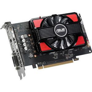 ASUS RX550-2G Radeon RX 550 Graphic Card - 1.18 GHz Core - 2 GB GDDR5 - PCI Express 3.0 - Dual Slot