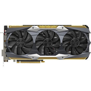 ZOTAC ZT-P10810C-10P GeForce GTX 1080 Ti Graphic Card - 1.65 GHz Core - 11 GB GDDR5X - PCI-E 3.0