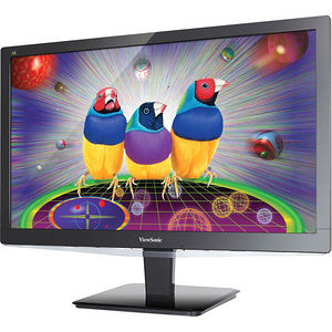 "ViewSonic VX2475SMHL-4K 24"" LED LCD Monitor - 16:9 - 3 ms"