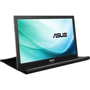 "ASUS MB169B+ 15.6"" LED LCD Monitor - 16:9 - 14 ms"