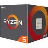 AMD YD1600BBAEBOX Ryzen 5 1600 6 Core 3.20 GHz Processor - Socket AM4