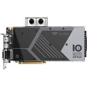 ZOTAC ZT-P10800G-30P GeForce GTX 1080 Graphic Card - 1.66 GHz Core - 8 GB GDDR5X - Dual Slot