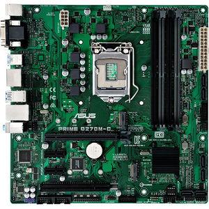 ASUS PRIME Q270M-C/CSM Desktop Motherboard - Intel Chipset - Socket H4 LGA-1151