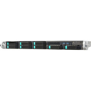 Intel R1304SPOSHBNR 1U Rackmount Server Barebone - C236 Chipset - 1 x Processor Support