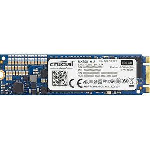 Crucial CT525MX300SSD4 MX300 525 GB Solid State Drive - SATA (SATA/600) - Internal - M.2 2280