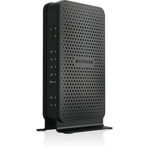 NETGEAR C3000-100NAS C3000 IEEE 802.11n Cable Modem/Wireless Router