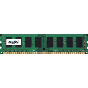 Crucial CT51264BD186DJ 4GB DDR3 PC3-14900 Unbuffered NON-ECC 1.35V 512Meg x 64