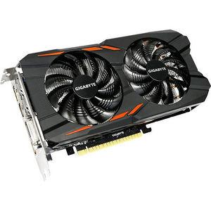 GIGABYTE GV-N1050WF2OC-2GD GeForce GTX 1050 Graphic Card - 1.42 GHz Core - 2 GB GDDR5
