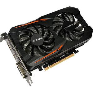 GIGABYTE GV-N1050OC-2GD GeForce GTX 1050 Graphic Card - 1.40 GHz Core - 2 GB GDDR5 - PCI-E 3.0 x16