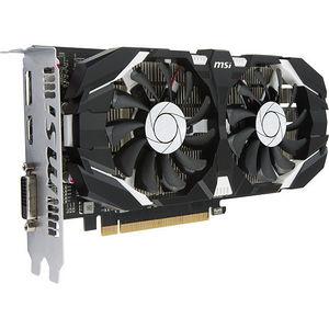 MSI GTX 1050 2GT OC GeForce GTX 1050 Graphic Card - 1.40 GHz Core - 2 GB GDDR5 - PCI-E 3.0 x16