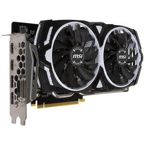 MSI GTX 1060 ARMOR3GOCV1 GeForce GTX 1060 Graphic Card - 1.54 GHz Core - 3 GB GDDR5 - PCI-E 3.0 x16