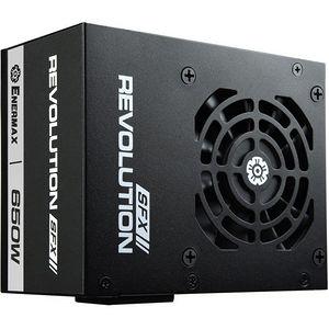 Enermax ERV650SWT REVOLUTION SFX 650W Power Supply