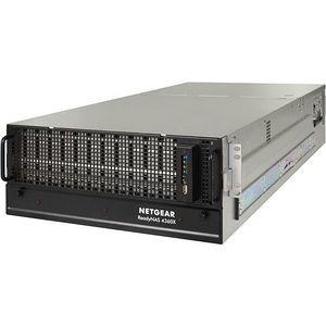 NETGEAR RR4360S0-10000S ReadyNAS RR4360S 4U 60-Bay SAN/NAS Server
