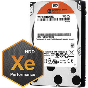 "WD WD9001BKHG XE 900 GB 2.5"" Internal Hard Drive"