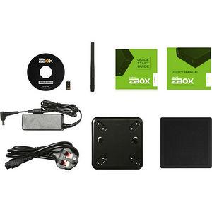 ZOTAC ZBOX-MI547NANO-U ZBOX nano M Mini PC - Intel Core i5 (7th Gen) i5-7200U 2.50 GHz DDR4 SDRAM