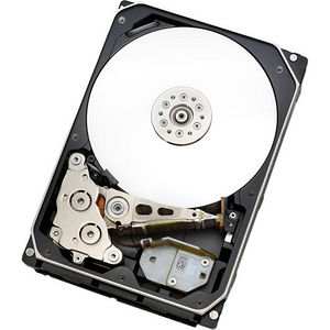 "HGST 0F23666-20PK Ultrastar He8 HUH728080ALN601 8 TB 3.5"" Internal Hard Drive - 20 Pack"