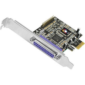 SIIG JJ-E02211-S1 DP CyberParallel Dual PCIe